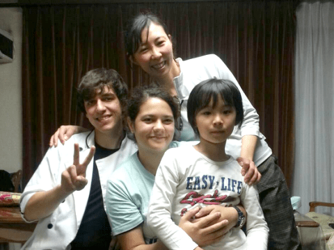Home Stay Experience in Osaka