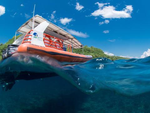 3 Islands Ocean Rafting Cruise - Tour Lembongan & Penida