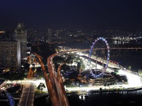 5% OFF F1 Singapore 2018: Formula 1 Singapore GP E-Tickets