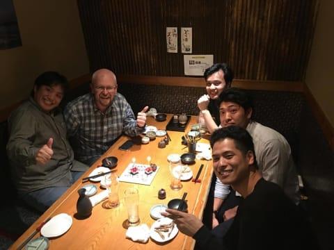 Have a dinner with locals at secret restaurants in Tokyo