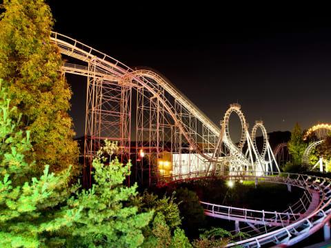 45% OFF Everland Korea Theme Park Instant E-Tickets