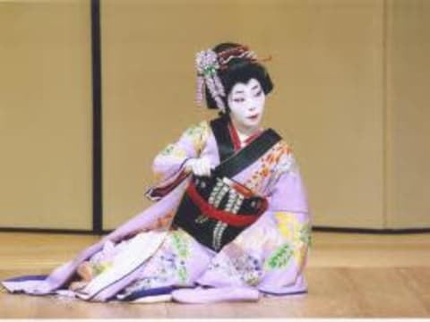 Take a Japanese Traditional Dance Class in Kyoto