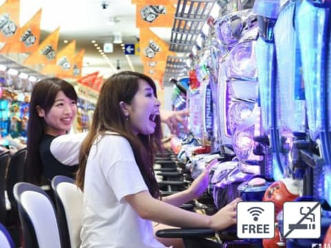 "Try the Japanese entertainment ""Pachinko"" in Tokyo!"