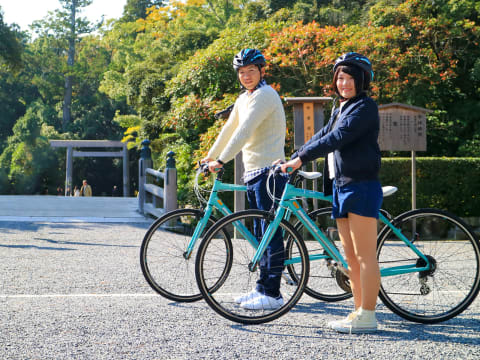 Ise-Shima Guided Cycling Tour