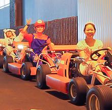 東京秋葉原⎮馬力歐賽車競技 體驗跑跑卡丁車。