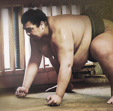 Sumo Tournament in Japan