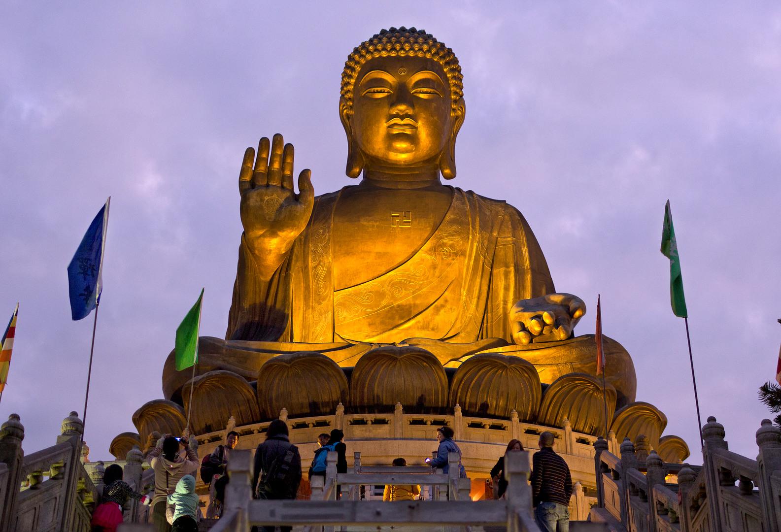 Hong Kong Giant Buddha Tour