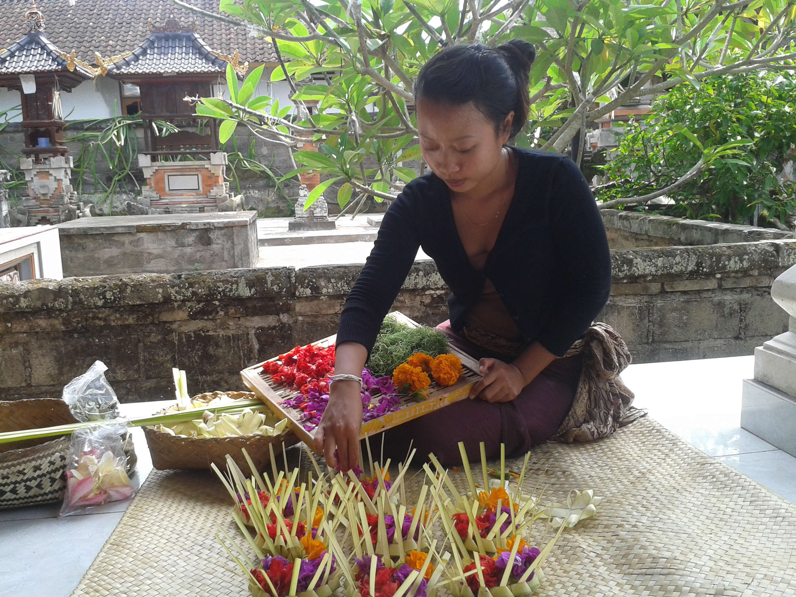 Authentic Bali Overnight Stay In A Traditional Village Voyagin Balinese Market