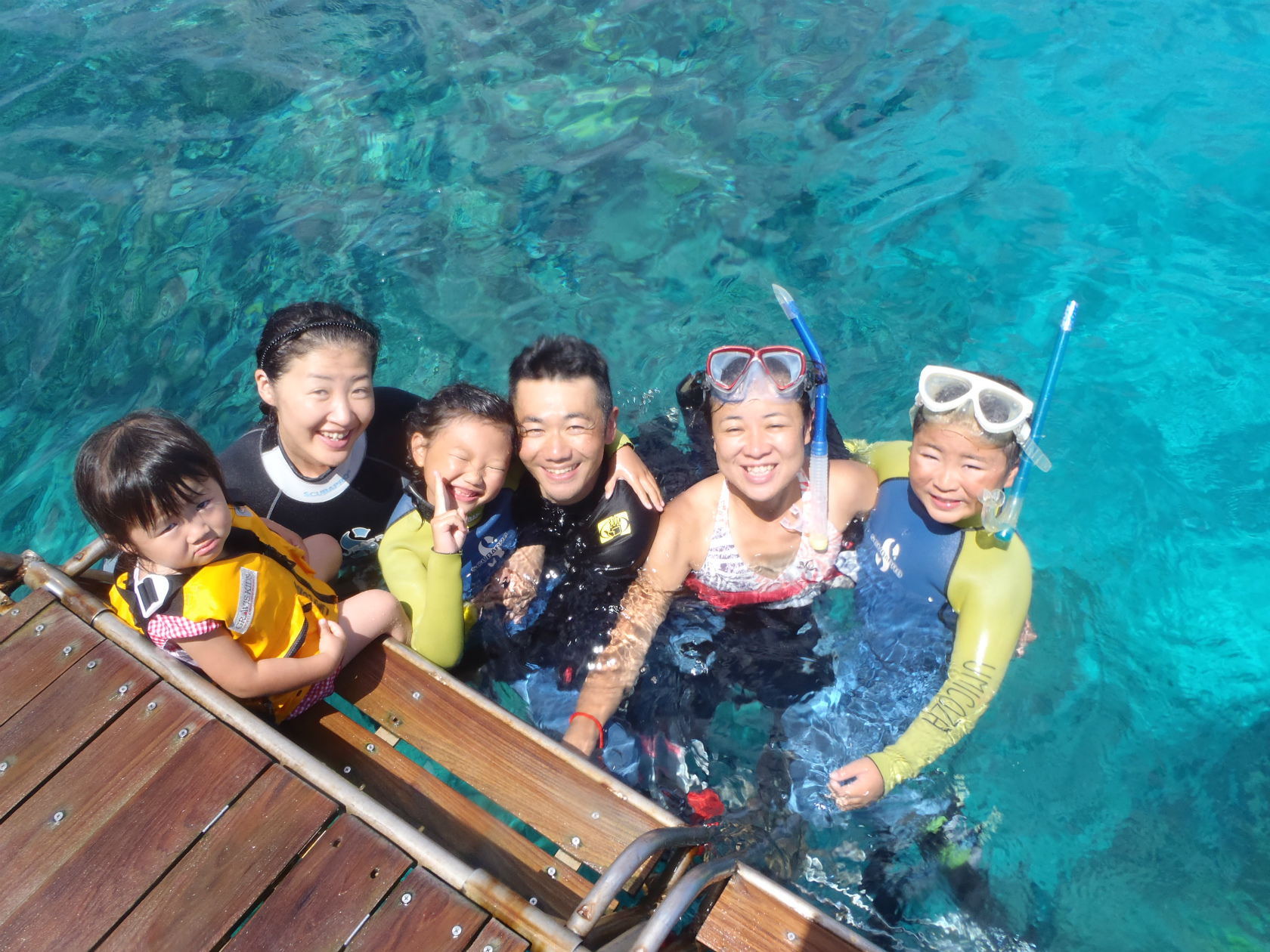 Go Snorkeling with Emerald Ocean! - in Ishigaki Island