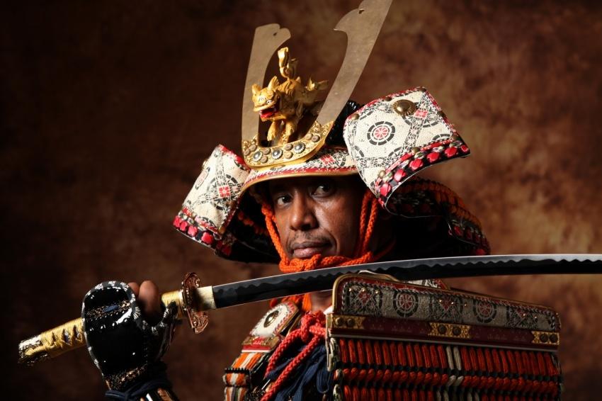 название прикольное фото самураев древние времена