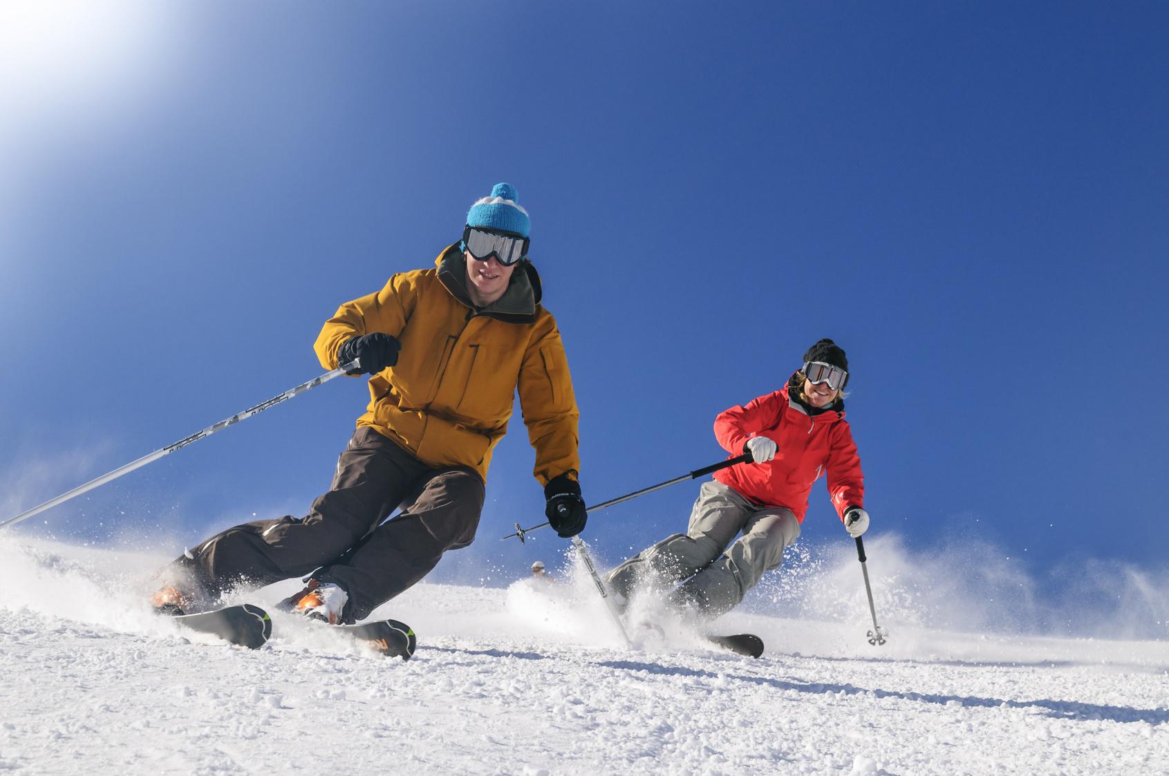 Enjoy two days in the ski paradise Hakuba, Japanese Alps
