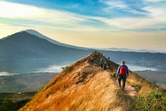 "20% Off Mt. Batur Volcano Sunrise Trek / Private Path Hike"""