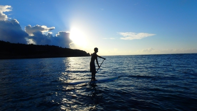 Enjoy Kamakura sightseeing and SUP experience in the sea!