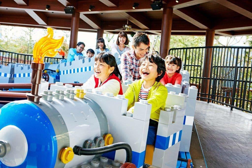 18% OFF LEGOLAND® Japan Nagoya E-Tickets
