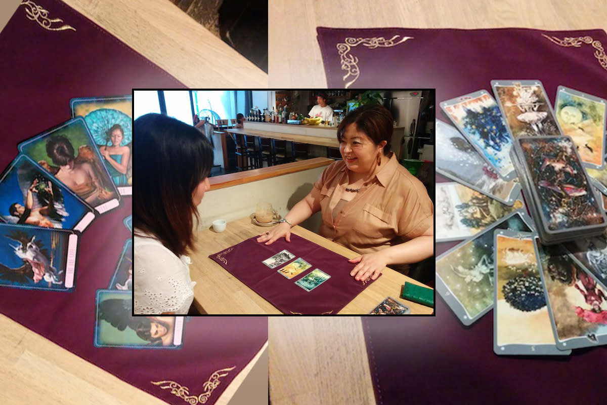 Experience Fortune Telling in Shinjuku