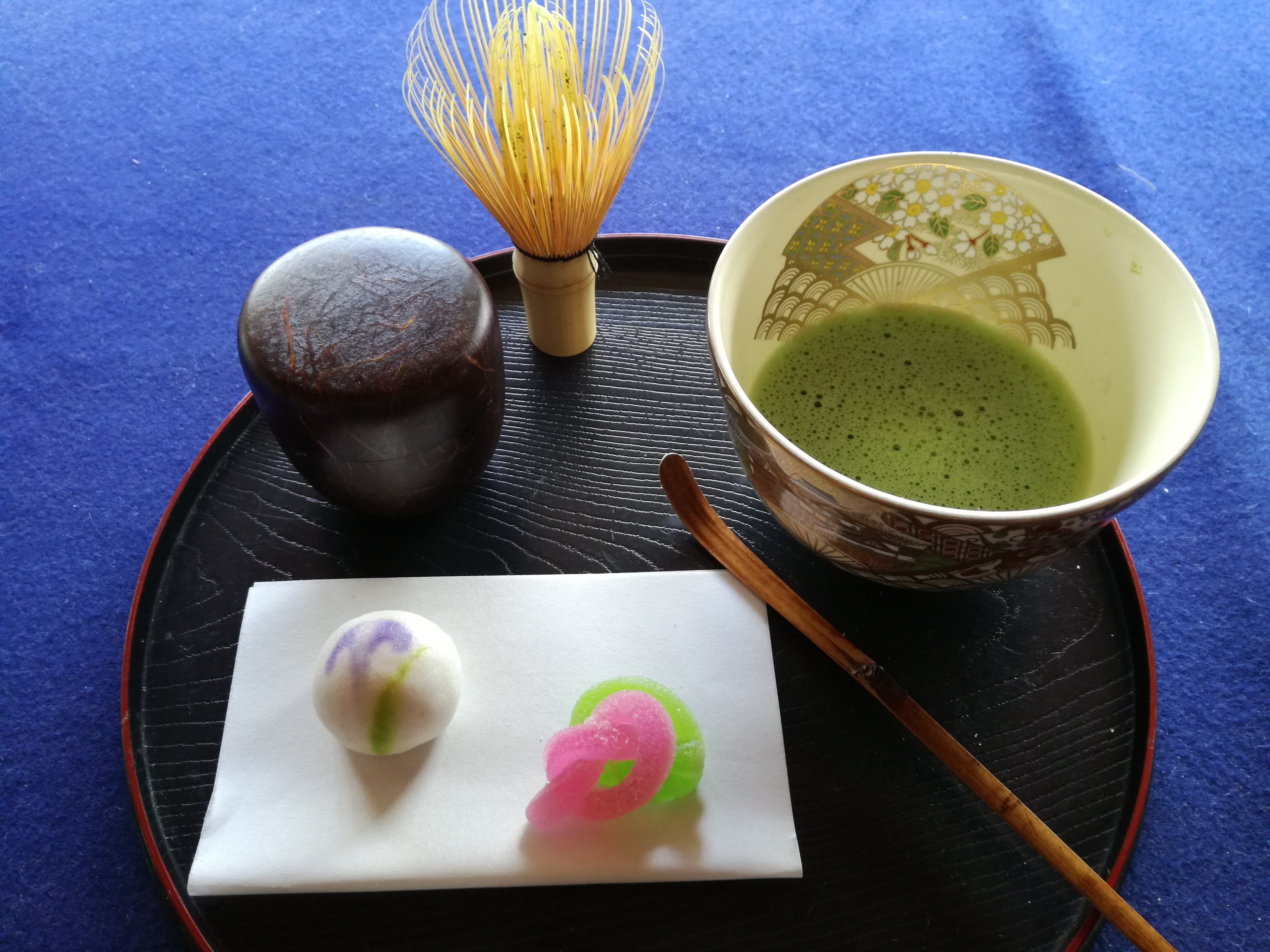 Experience a tea ceremony or wearing kimono at Bonsai Museum