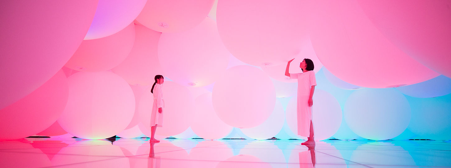 teamLab Planets TOKYO E-Tickets