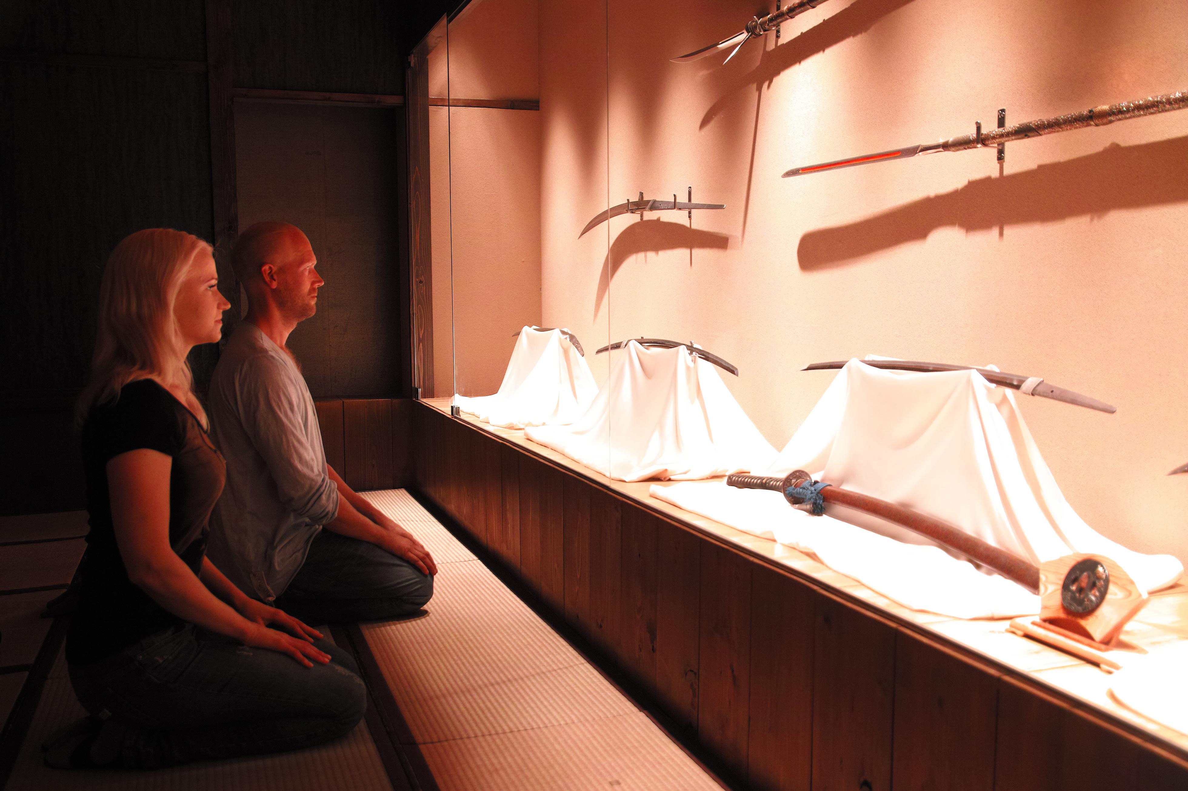 5% OFF Samurai Museum in Shinjuku, Tokyo E-Ticket