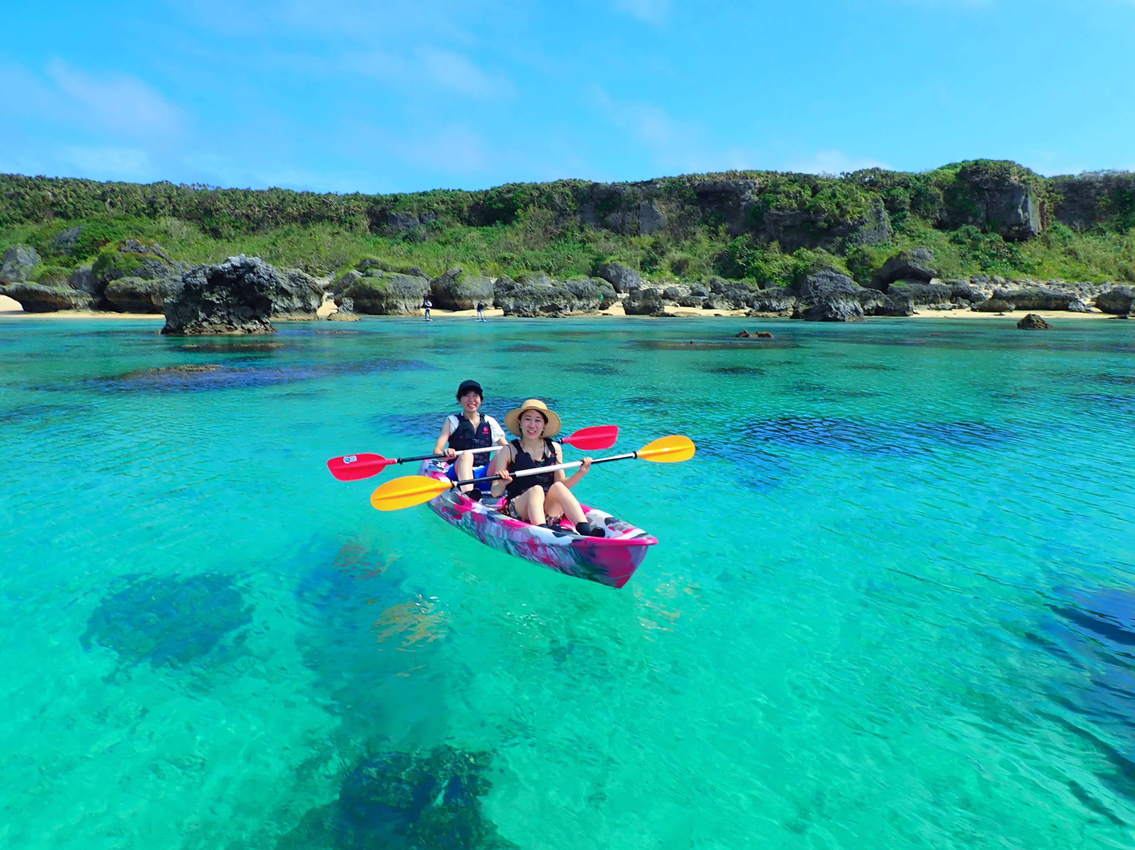 Half-Day or 1-Day Snorkeling with SUP or Canoeing