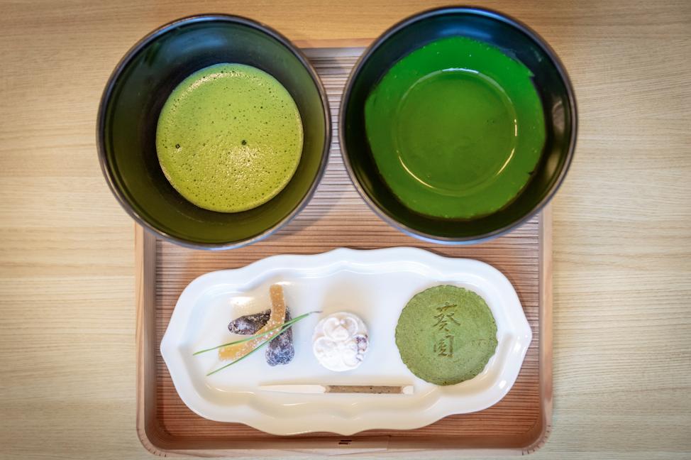 Tour a Tea Farm & Taste 2 Kinds of Matcha in Nishio, Aichi