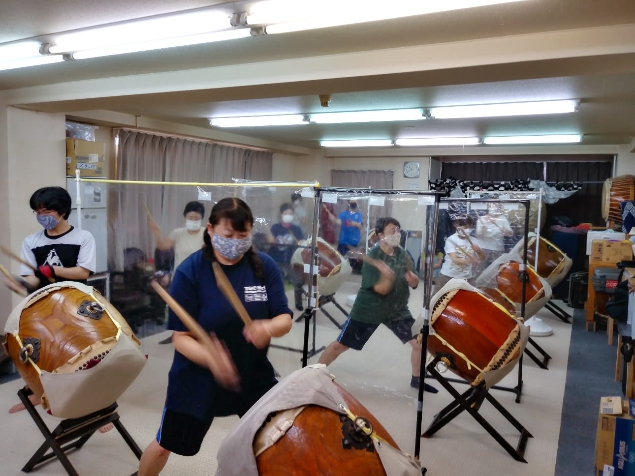 Learn to Play the Taiko drum in Tokyo!