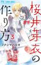 桜井芽衣の作り方(3)