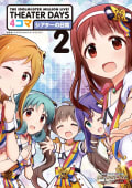 THE IDOLM@STER MILLION LIVE! THEATER DAYS 4コマ シアターの日常(2)