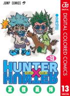 HUNTER×HUNTER カラー版(13)