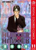 HUNTER×HUNTER カラー版(11)