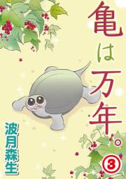 亀は万年。(3)