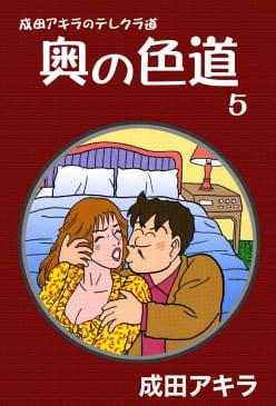 成田アキラのテレクラ道 奥の色道(5)