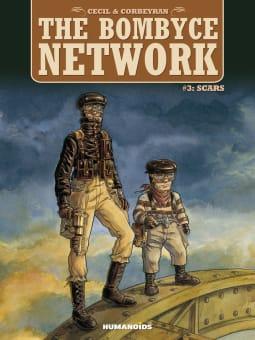 【英語版】The bombyce network(3)