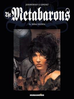 【英語版】The Metabarons(6)
