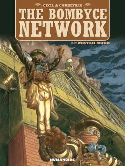 【英語版】The bombyce network(2)