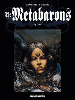 【英語版】The Metabarons(4)