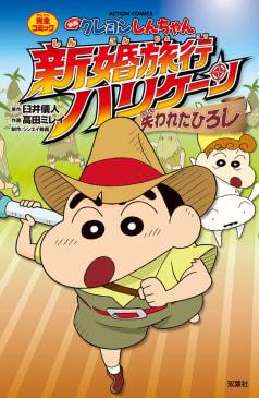 映画クレヨンしんちゃん 新婚旅行ハリケーン~失われたひろし~