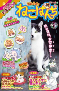 ねこぱんち No.153 雨ふり猫号