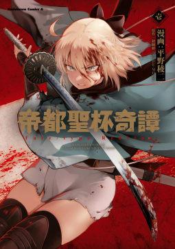 帝都聖杯奇譚 Fate/type Redline