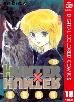 HUNTER×HUNTER カラー版(18)