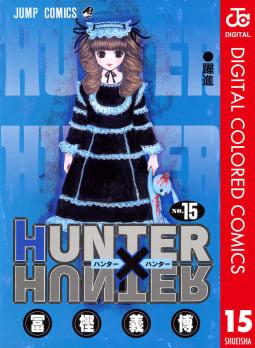 HUNTER×HUNTER カラー版(15)