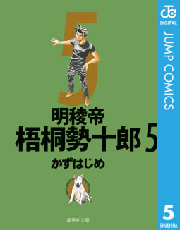 明稜帝梧桐勢十郎(5)