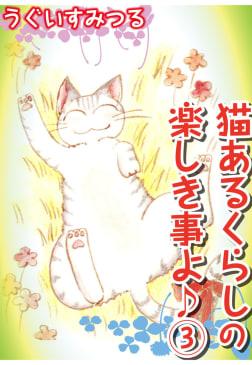 猫あるくらしの楽しき事よ(3)