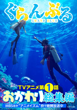 ぐらんぶるTVアニメおかわり総集編