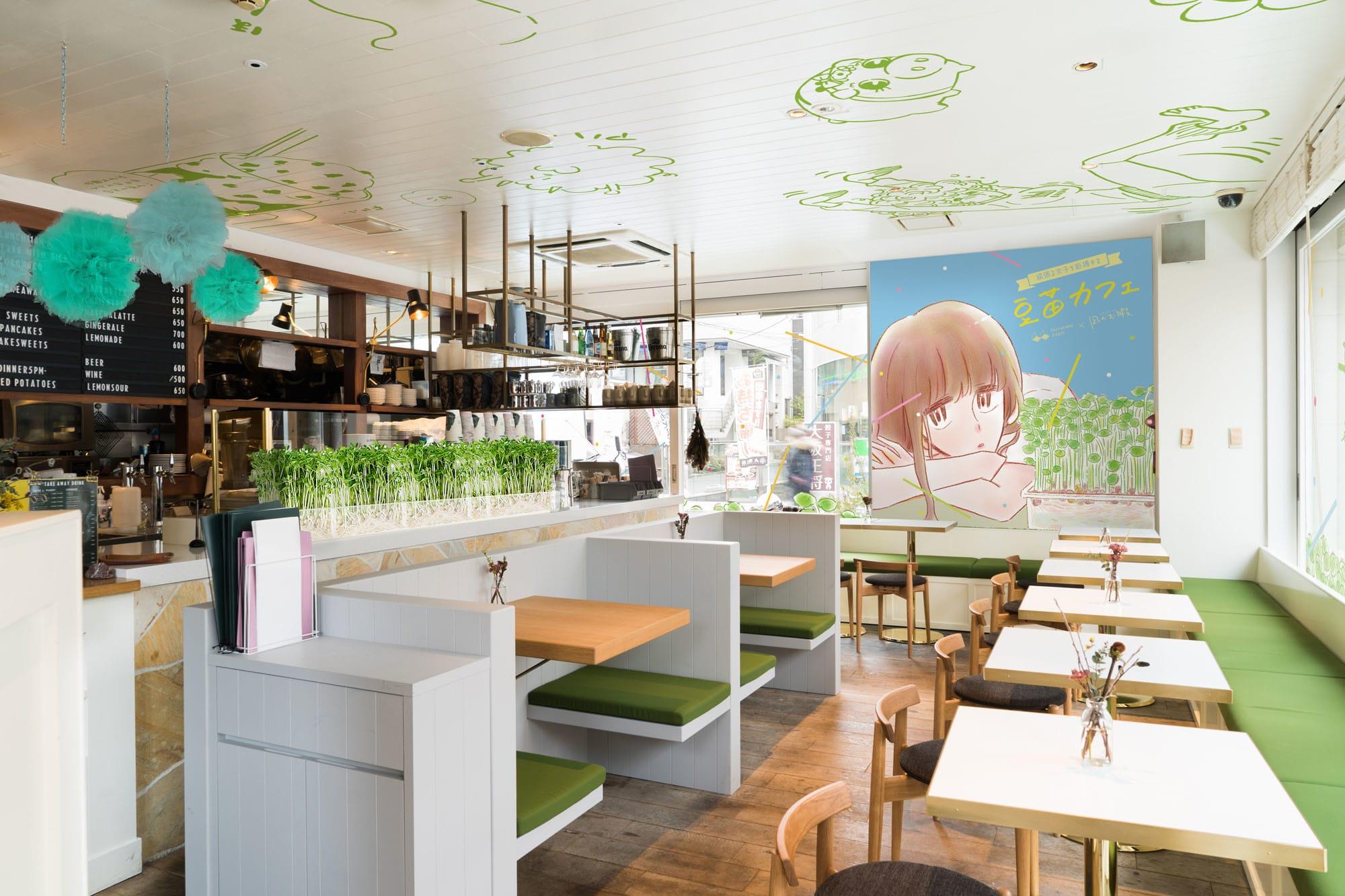 『凪のお暇』コラボカフェが期間限定オープン! 凪ちゃんが愛したあのメニューが食べれる!