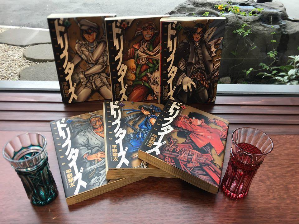 描かれた戦国島津 Vol.3「ドリフターズ」原画展