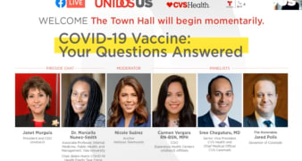 UnidosUS Town Hall - COVID-19 Vaccine: Your Questions Answered