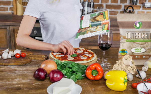 Image ofEasy Peasy Pizza Recipe Anyone Can Make in 10 Minutes or Less
