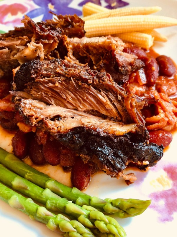 Image ofPrimal Grazing Brisket and Beans