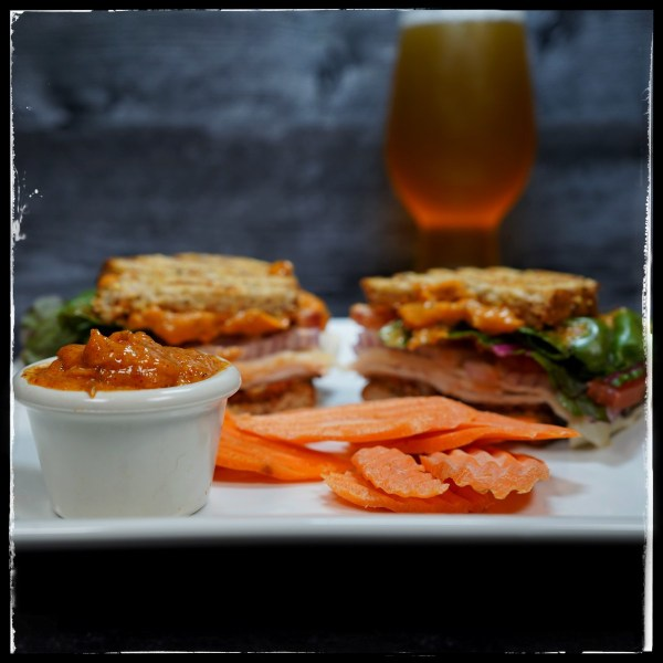 Image ofBourbon Maple Turkey Sandwich