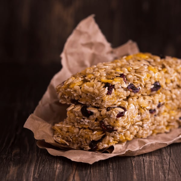 Image ofSimple Homemade Granola Bars